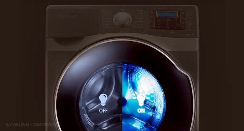 The Journey of the WW9000 Crystal Blue Washer – Samsung Global Newsroom