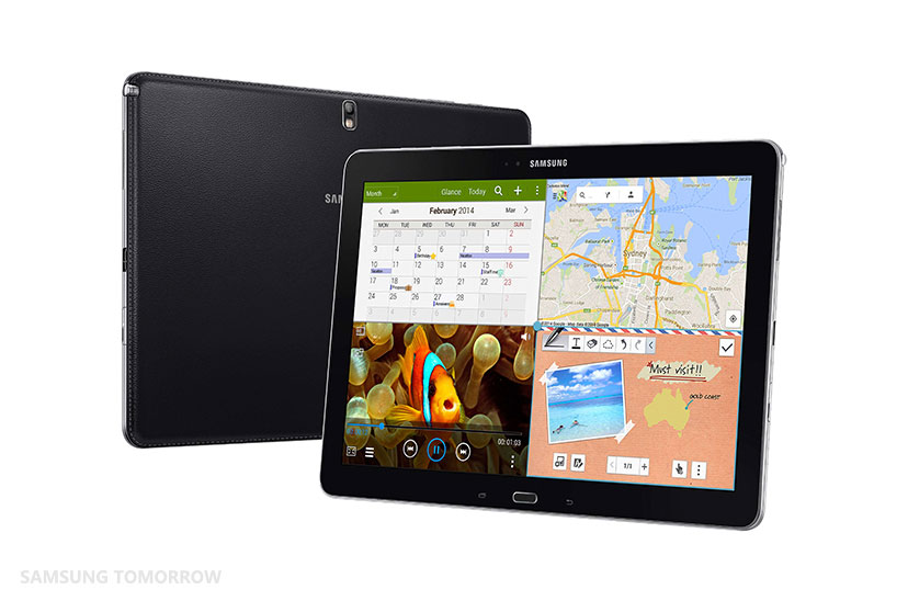 Samsung Galaxy NotePRO, Black: