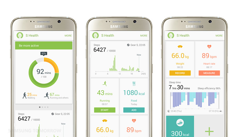 Track, Manage, Improve: Better Health with S Health App