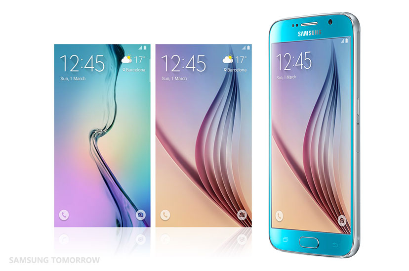 Artistic Identity The Wallpapers Of The Galaxy S Series Samsung Global Newsroom