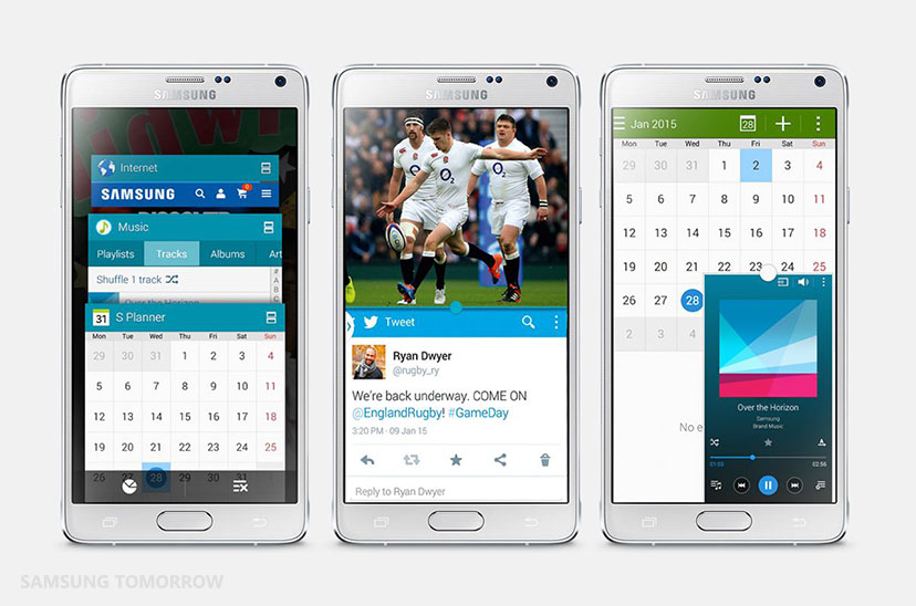 How to Multi-task with Galaxy Devices – Samsung Global Newsroom