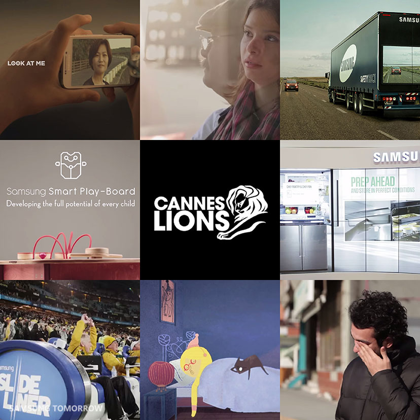 Cannes Lions 2015: Cannes Falls in Love with Samsung Electronics