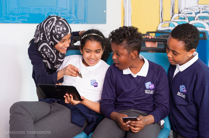 Samsung Teams Up with BBC to Inspire 1 Million Children to Code