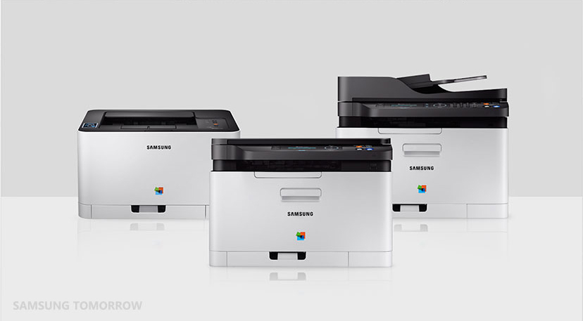 Samsung Electronics Unveils Xpress C430/C480 Color Printer &  Multi-function Printer Series for Small and Home Office Users