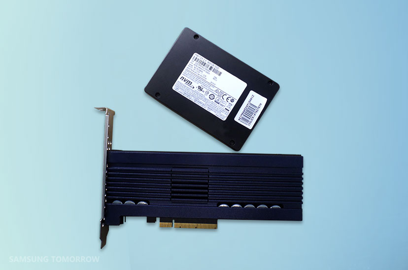 Samsung Rolls Out Strong Line-up of V-NAND SSDs  Primarily Geared to Enterprise and Data Center Customers