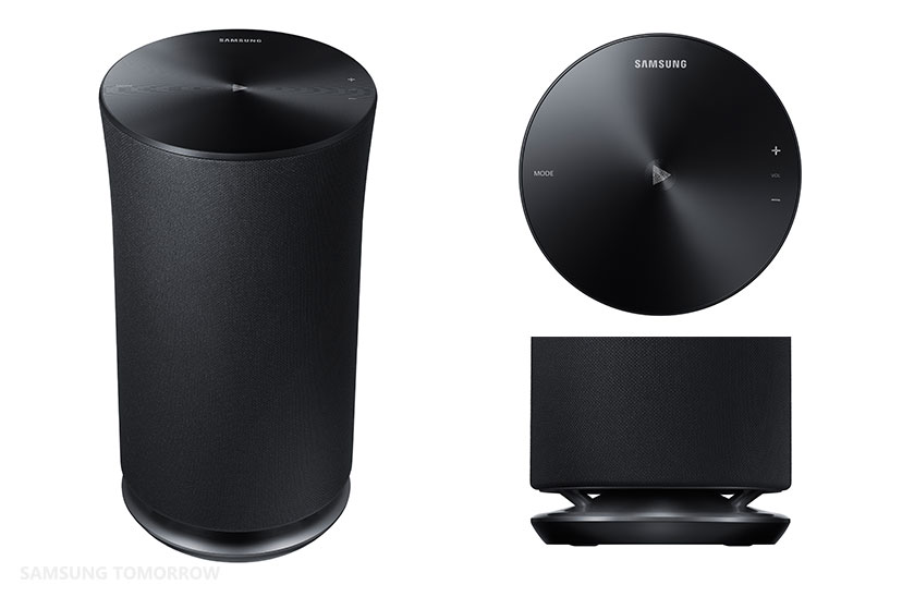 Wireless Audio 360 Speakers