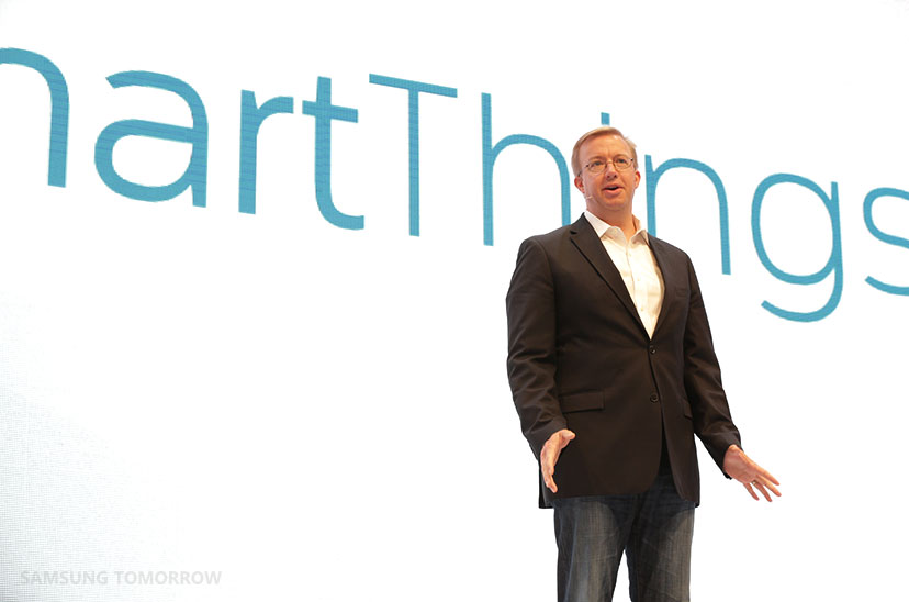 "SmartThings' Alex Hawkinson Discusses an IoT for ""All Facets of Your Life"""
