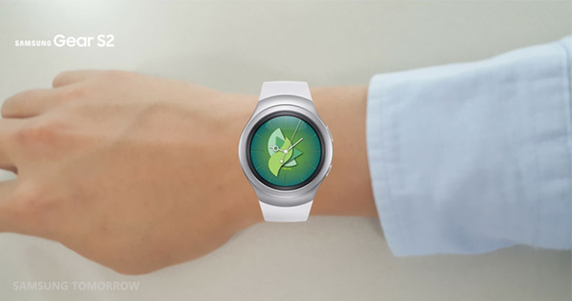 watch face apps for samsung gear s2
