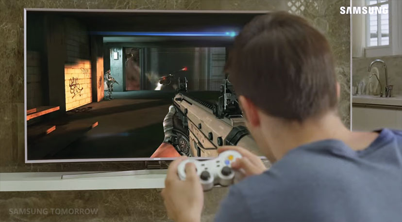 Three Reasons to Enjoy Samsung Smart TV GAMES Even More