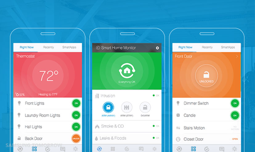 Turn Your Home Into a Smart Home With SmartThings in 5 ...