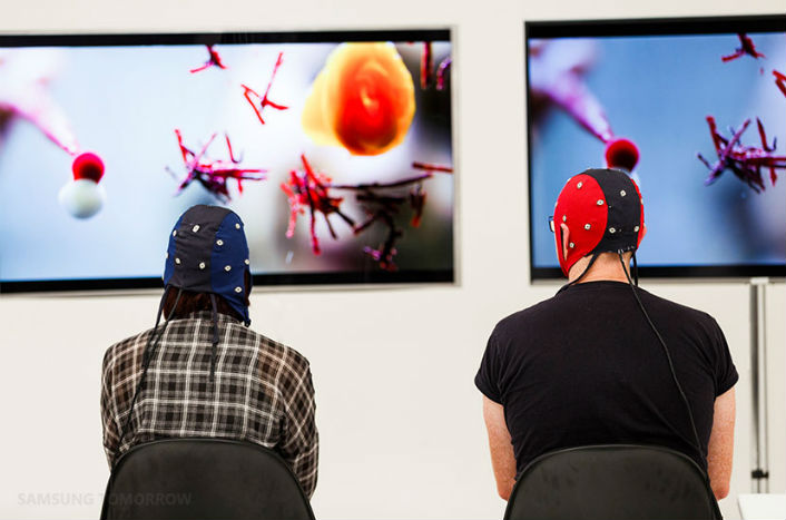 Neuropsychological Study Reveals the Effect of UHD on the Body and Brain Experienced on Samsung SUHD TV