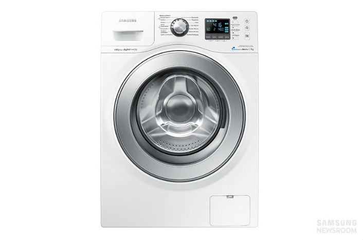 Samsung electronics washer receives germany s top consumer Best washer 2015