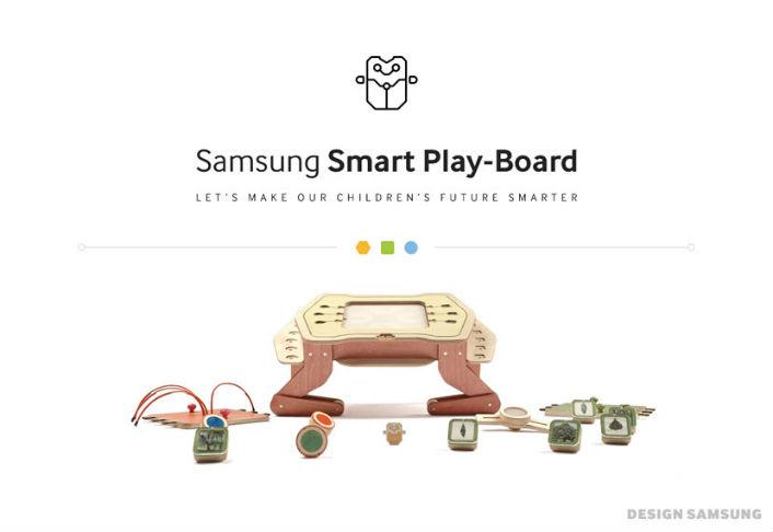 Smart Play-Board