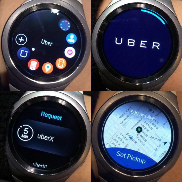 Travel NYC with the Gear S2 and Uber – Samsung Global Newsroom