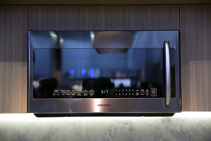 black stainless - Modern Home Appliances