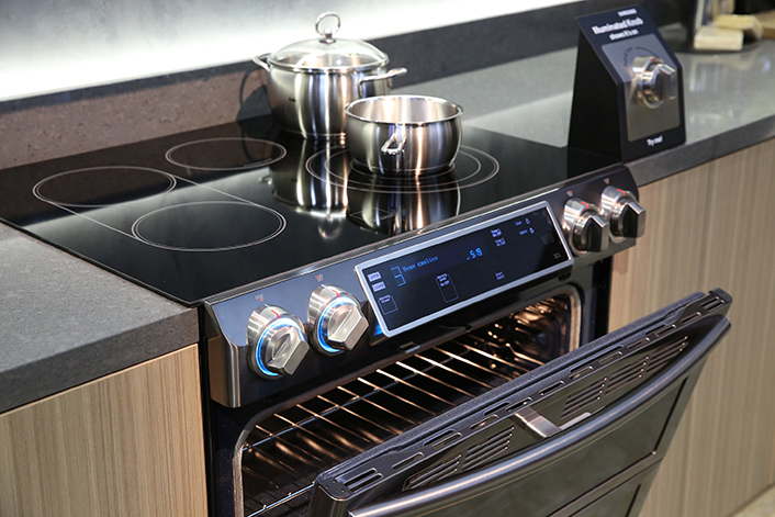 samsung black stainless steel. Samsung\u0027s Black Stainless Steel Collection Promises The Ultimate In Contemporary Design. Samsung