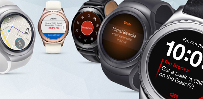 Update Your Wrist with Gear S2