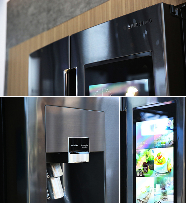 kitchen appliances essay Kitchen appliances, furniture and utensils are the significant and major components which make the function and its task possible in the kitchen however, there are other minor components that aids in the work while preparing the food as well as cleaning in the kitchen.