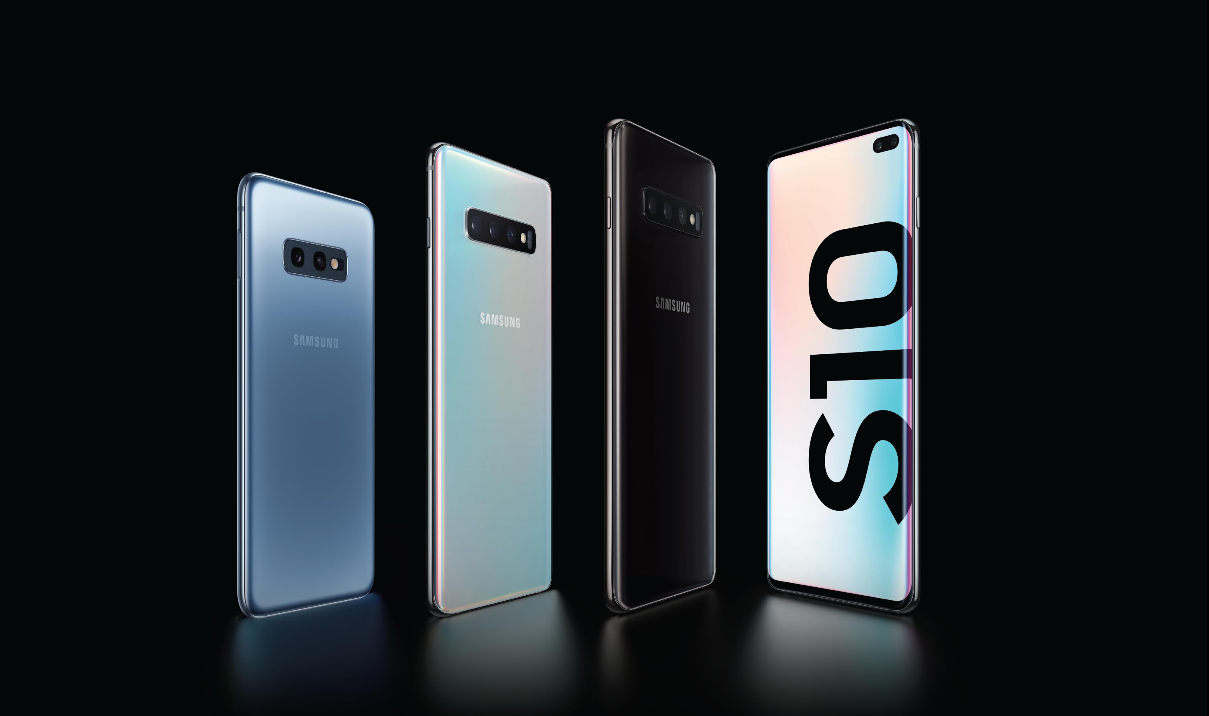 44c8e5deb5e Desde el 26 de abril hasta el 9 de mayo los Galaxy S10 estarán disponibles  para preventa con exclusivas promociones y financiación sin interés.