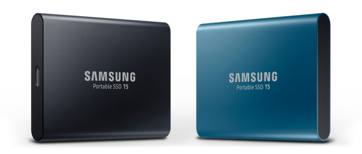 Samsung introduceert Portable SSD T5