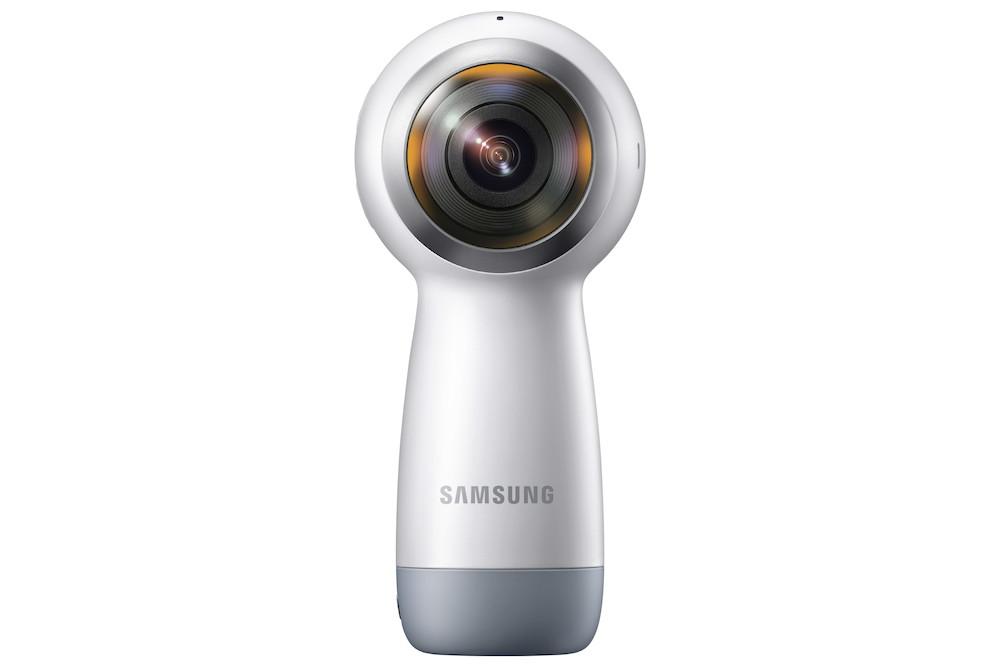 Samsungs nieuwe Gear 360 biedt 4K video en livestreams in 360°