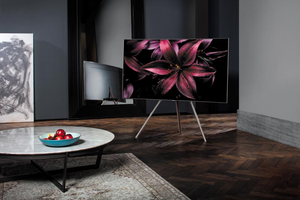 Samsungs QLED TV eind maart in België verkrijgbaar