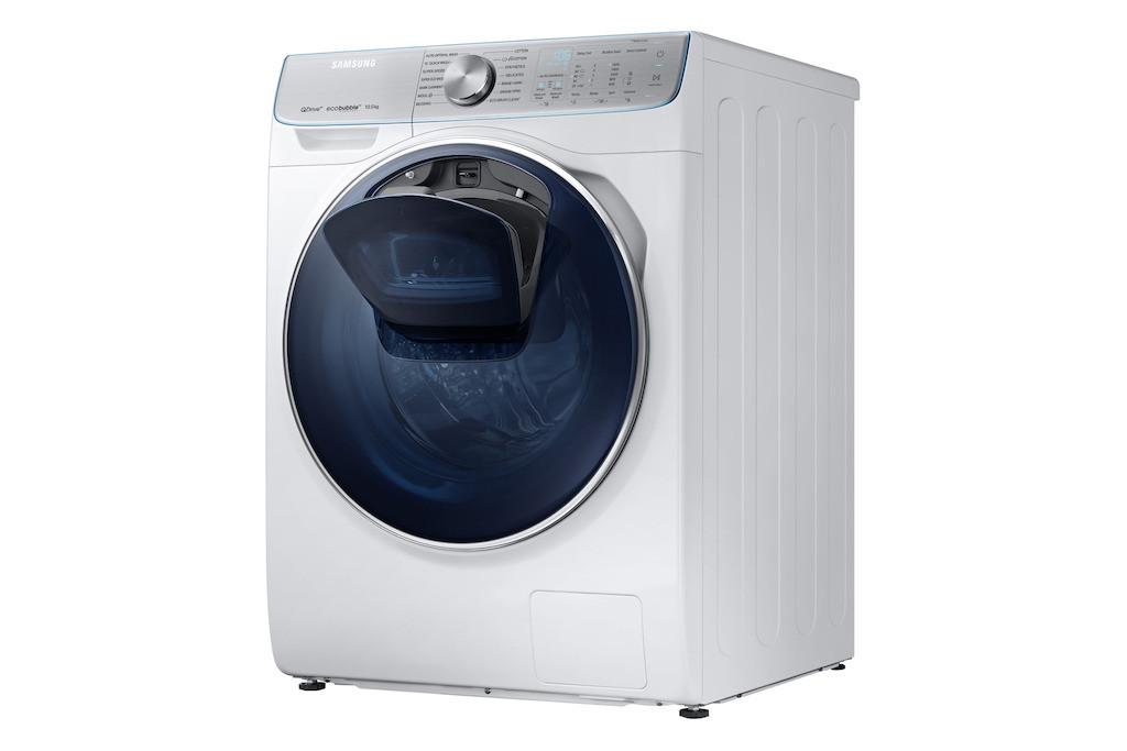 Samsung halveert tijd voor wasbeurt met baanbrekende QuickDrive™ technologie
