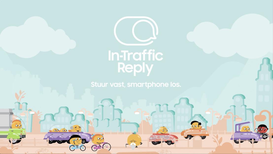 Un Belge sur cinq utilise son smartphone dans le trafic