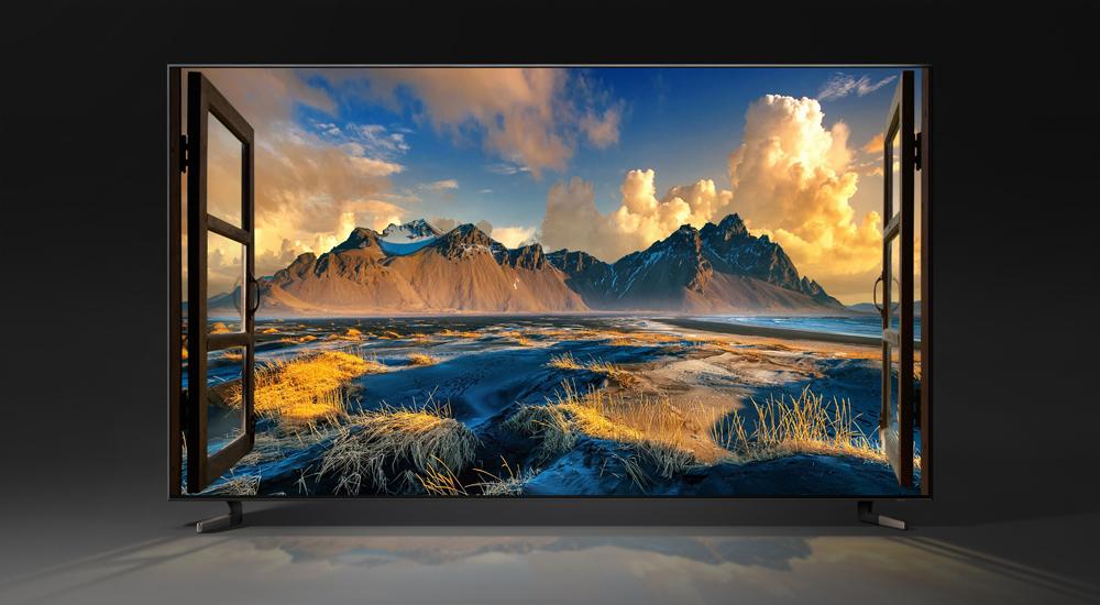 Samsung Fait Son Entree Sur Le Marche De La Television 8K En Devoilant Q900R QLED Avec AI Upscaling TV Sinscrit