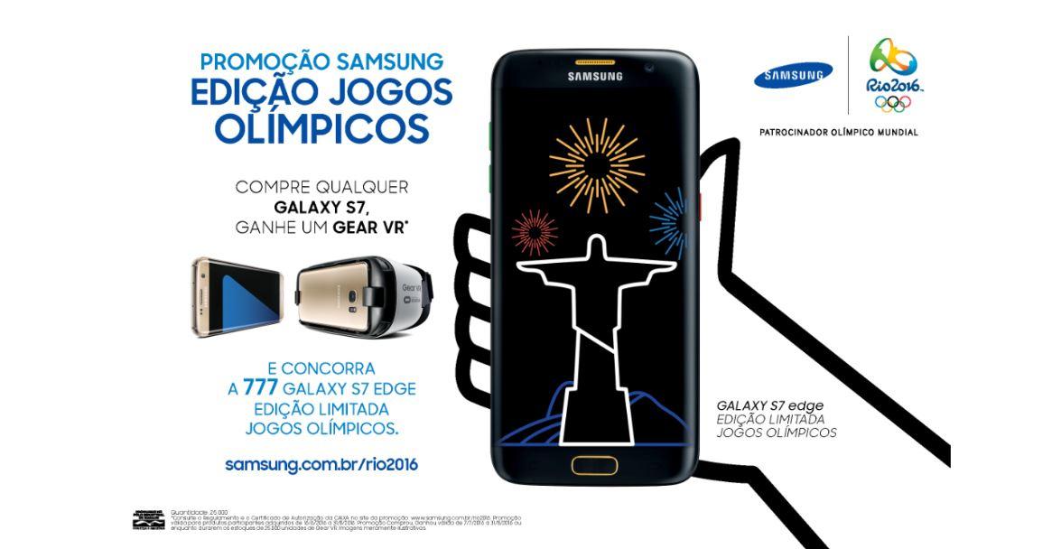 Rio 2016_Galaxy S7 edge