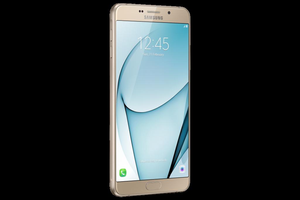 Galaxy A9 e Galaxy A3