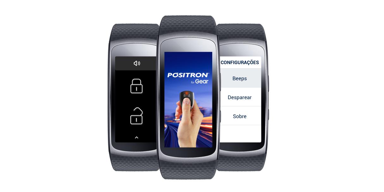 Samsung desenvolve aplicativo que controla alarmes e luzes do carro pelo smartwatch