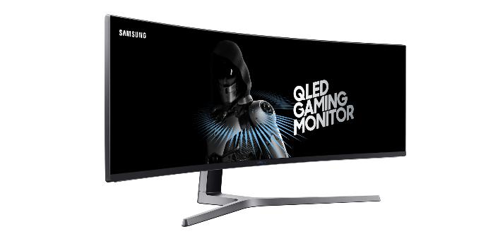 """QLED Gaming Monitor 49"""": três recursos que vão além dos games"""