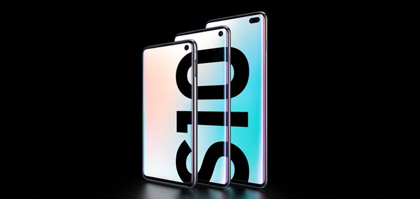 Celular Smartphone Samsung Galaxy S10