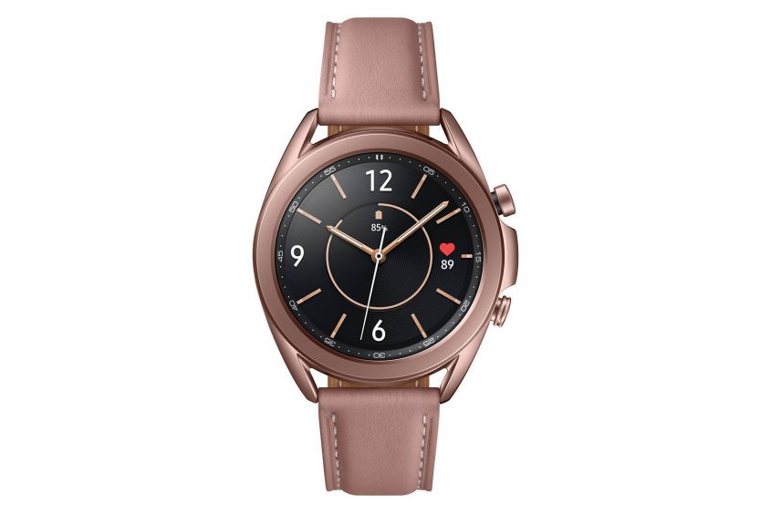 Smartwatch Galaxy Watch3, da Samsung
