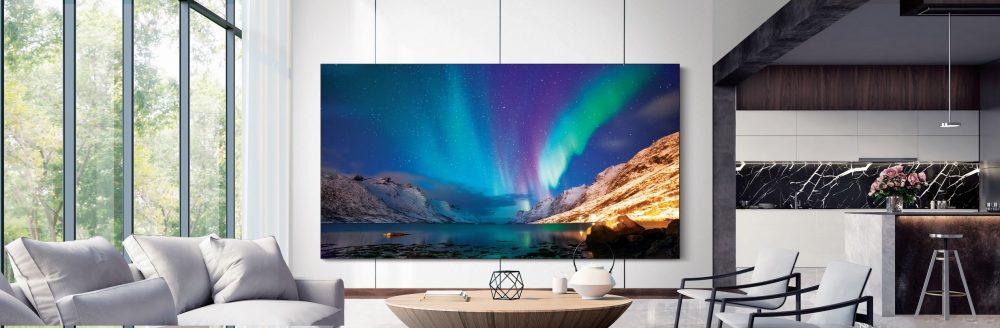 Samsung The Sero QE43LS05TAUXXU 2020 43