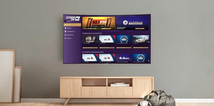 f95f62f2aea38 Accede a partidos en CDF Premium por tres meses por la compra de  televisores Samsung – Samsung Newsroom Chile