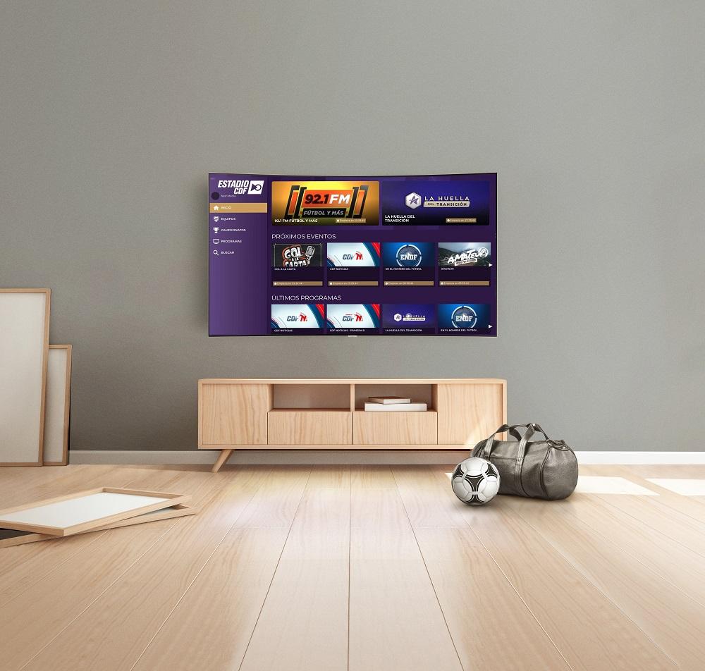 Accede A Partidos En Cdf Premium Por Tres Meses Por La Compra De Televisores Samsung Samsung Newsroom Chile