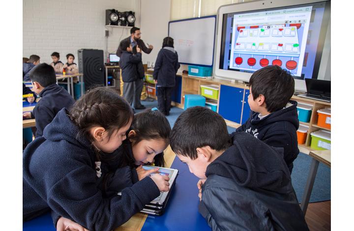 SmartSchool pantalla