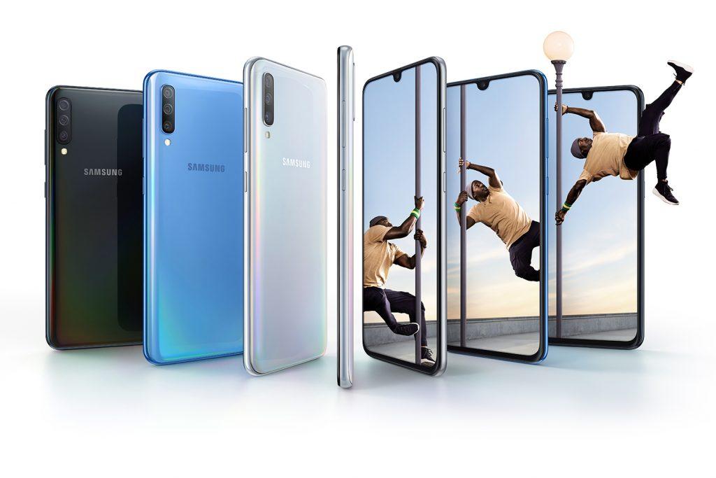 534dc5b230d Samsung Electronics Chile anuncia la llegada al país del Galaxy A70, uno de  los dispositivos de la nueva Serie A que cuenta con innovadoras  características ...