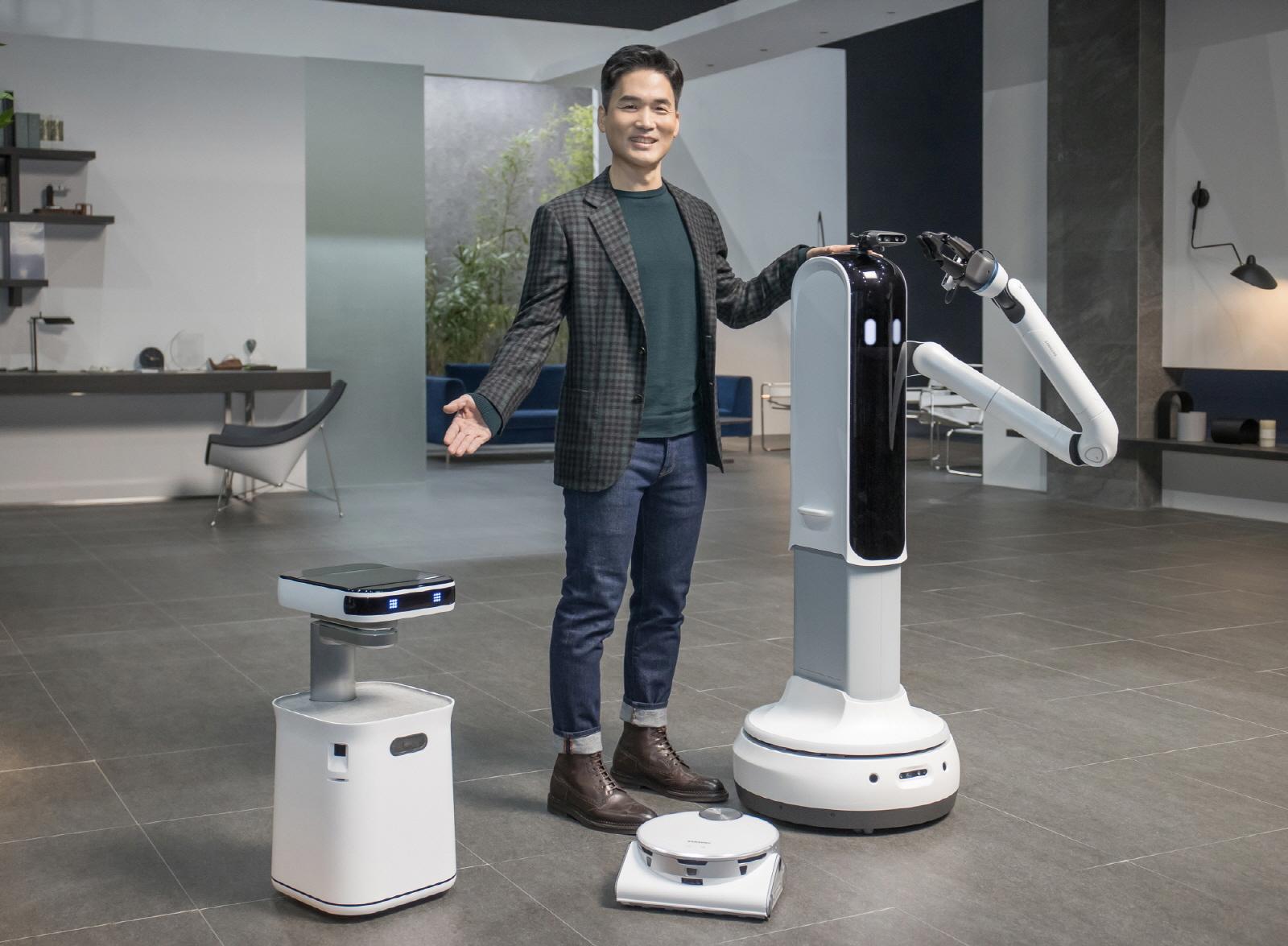 Samsung presenta sus últimas innovaciones en CES 2021