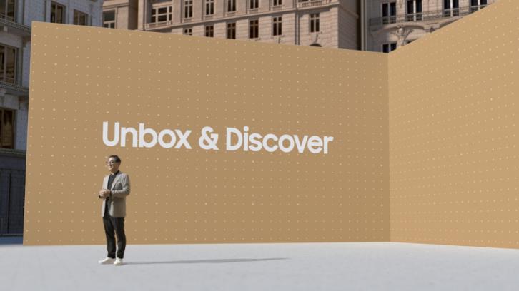 Samsung presenta su nueva línea de pantallas para descubrir más de lo que te encanta
