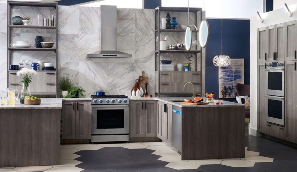 Built in Chef Collection Cooking Package