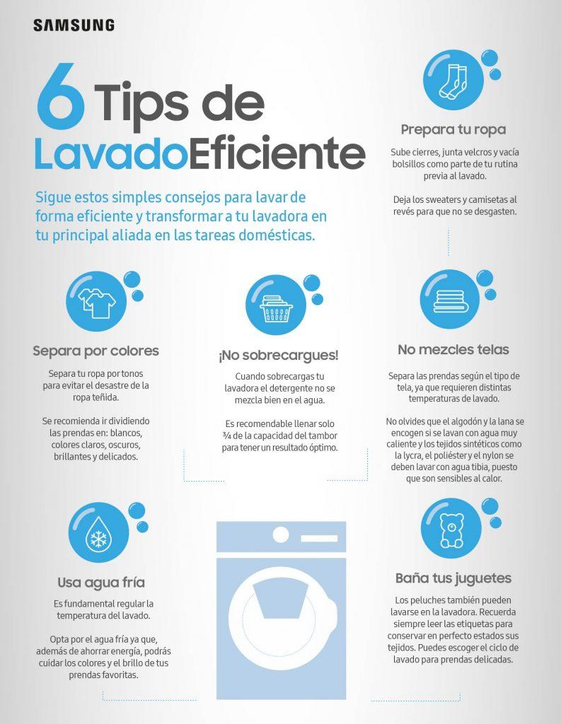 9d17b75c328ac Mitos y verdades sobre las lavadoras – Samsung Newsroom Colombia