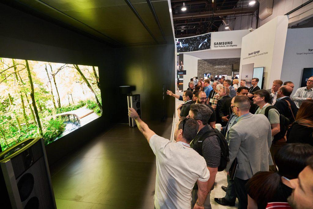 Samsung-Electronics-x-Steinway-Lyngdorf-Partnership-at-InfoComm-2018-3-1