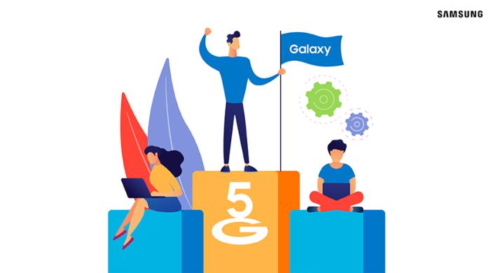 Samsung, líder en ventas globales de Smartphones 5G – Samsung Newsroom Colombia