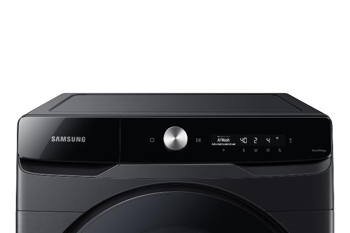 Lavadoras y secadoras que traen un panel digital moderno, con menos botones, para hacer la experiencia de lavado más sencilla 2