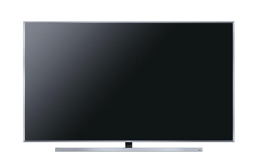 Große Auswahl für Verbraucher - Mit der Serie 7 geht Samsung auf die unterschiedlichen Wünsche der Verbraucher ein und stellt mit dem JU7090 auch ein Modell im Flat-Design bereit.