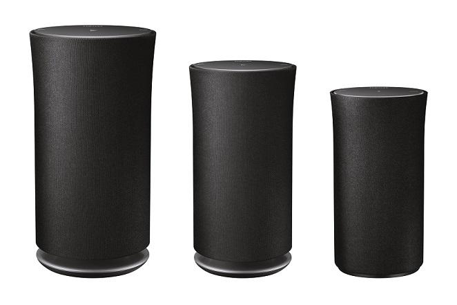 samsung erf llt r ume drei neue klangk nstler verst rken das wireless audio 360 system. Black Bedroom Furniture Sets. Home Design Ideas