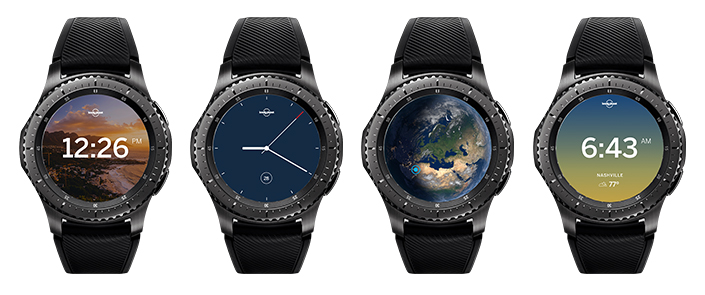 Gear S3 Is the Best Smart Watch in Brazil